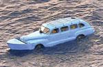 Peste ocean cu taxiul