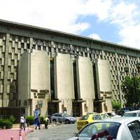 Biblioteca Metropolitana fara carti