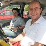 'Libertatea' a mers cu taximetristul Gusa