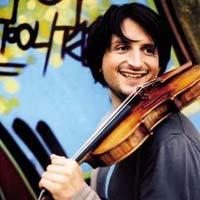 Vioara lui Stradivarius va canta pentru romani