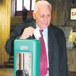 Radu Campeanu, client la metrou