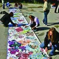 Pictura - record la Liceul 'Tonitza'