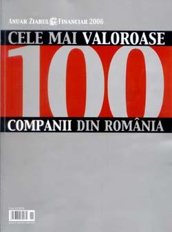 CELE MAI VALOROASE COMPANII DIN ROMANIA