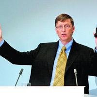 Bill Gates vrea sa investeasca in bibliotecile romanesti