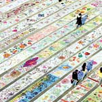 Cea mai lunga pictura, in Cartea Recordurilor