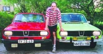 Neamt indragostit de Dacia!