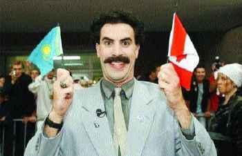 Kazahstanul lui Borat, destinatie turistica la moda