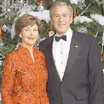 Laura Bush s-a facut de rusine