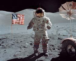 NASA COLONIZEAZA LUNA