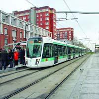 Parisul are din nou tramvai