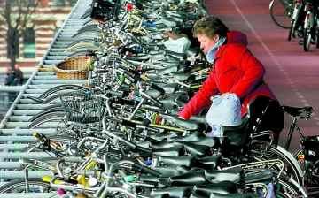 Mai multe biciclete decat olandezi