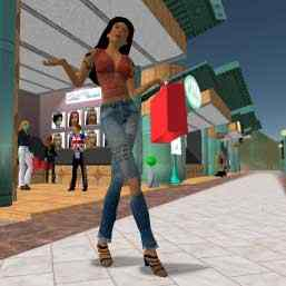 Ambasada in Second Life