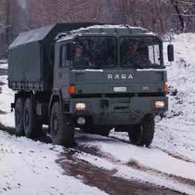 Aberatia taxei auto: 16.000 euro pentru un camion de la Armata