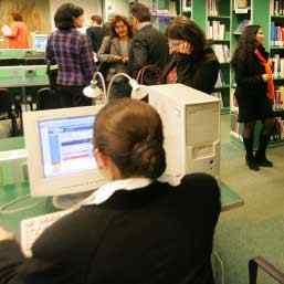 Biblioteca de cartier se muta on-line