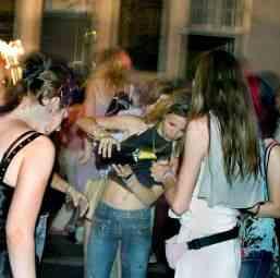 Petreceri pentru femei rasfatate