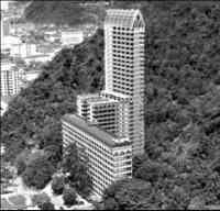 Cel mai inalt cimitir are 14 etaje