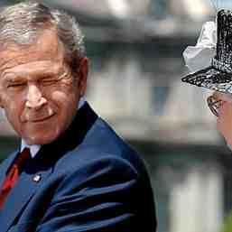 I-au furat ceasul lui Bush!